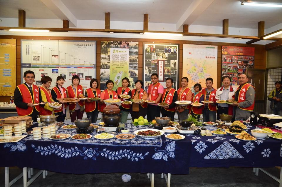 清境美食文化故事公開徵選活動,18家餐廳推出50道料理
